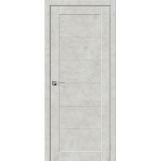 Дверь экошпон BRAVO el'PORTA Легно-21 ДГ Grey Art