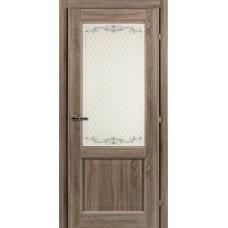 Дверь ламинированная Краснодеревщик 6324 ДО Сонома