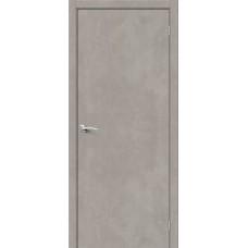 Дверь BRAVO HF Браво-0 ДГ Gris Beton