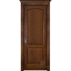 Дверь массив ольхи Двери Регионов Ока Фоборг ДГ Античный орех