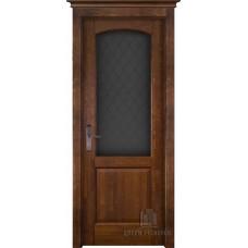 Дверь массив ольхи Двери Регионов Ока Фоборг ДО Античный орех