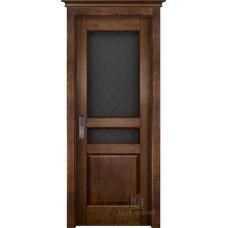 Дверь массив ольхи Двери Регионов Ока  Гармония ДО Античный орех