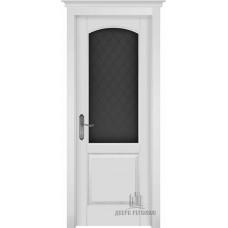 Дверь массив ольхи Двери Регионов Ока Фоборг ДО Эмаль белая
