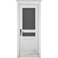 Дверь массив ольхи Двери Регионов Ока Гармония ДО Эмаль белая