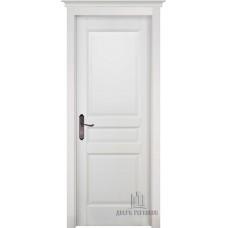 Дверь массив ольхи Двери Регионов Ока Гармония ДГ Эмаль белая