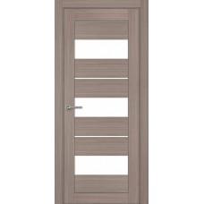 Дверь экошпон Двери Регионов Urban ECO Модель 04 ДО Эко Серый