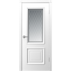 Дверь BP-DOORS Акцент ДО4 Эмаль белая