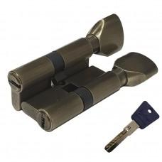 Механизм цилиндровый с перфо ключом Vantage PC 60 AB бронза