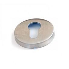 Накладка под цилиндр Vantage ET01 INOX нержавеющая сталь