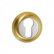 Накладка под цилиндр Vantage ET C матовое золото