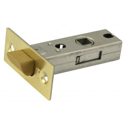 Защелка пластиковая Vantage P45 SB матовое золото