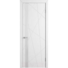 Дверь эмаль Юркас К5 ДО эмаль белая