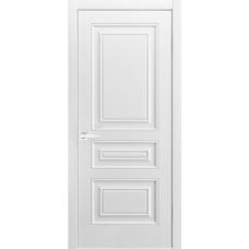 Дверь эмаль Milyana Версаль-2Ф ДГ Белоснежный