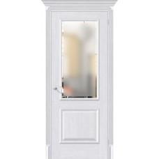 Дверь BRAVO El'Porta Классико-13 Milk Oak CТ-Magic Fog