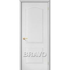 Дверь ламинированная BRAVO Палитра ДГ Л-23 Белый
