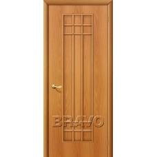 Дверь ламинированная BRAVO 16Г ДГ Л-12 Миланский орех