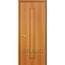 Дверь ламинированная BRAVO 2Г ДГ Л-12 Миланский орех