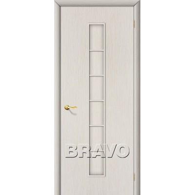 Дверь ламинированная BRAVO 2Г ДГ Л-21 Беленый дуб