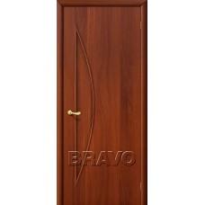 Дверь ламинированная BRAVO 5Г ДГ Л-11 Итальянский орех