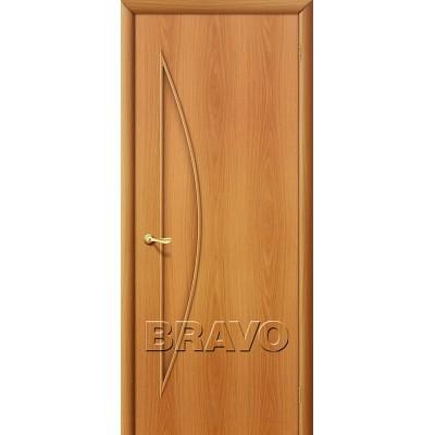 Дверь ламинированная BRAVO 5Г ДГ Л-12 Миланский орех