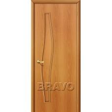 Дверь ламинированная BRAVO 6Г ДГ Л-12 Миланский орех