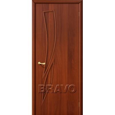 Дверь ламинированная BRAVO 8Г ДГ Л-11 Итальянский орех