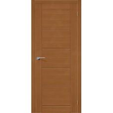 Дверь шпонированная BRAVO Граффити-4 ДГ Ф-11 Орех