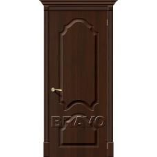 Дверь BRAVO Скинни-32 ДГ П-33 Венге