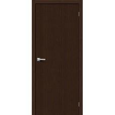 Дверь BRAVO Тренд-0 ДГ 3D Wenge