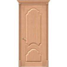 Дверь шпонированная BRAVO Афина ДГ Ф-01 Дуб