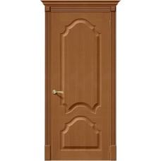 Дверь шпонированная BRAVO Афина ДГ Ф-11 Орех