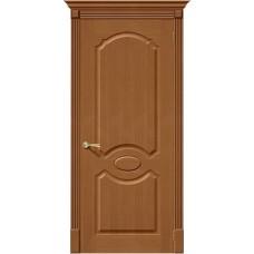Дверь шпонированная BRAVO Селена ДГ Ф-11 Орех