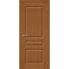 Дверь шпонированная BRAVO Статус-14 ДГ Ф-11 Орех
