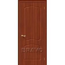 Дверь BRAVO Альфа ДГ П-17 Итальянский орех