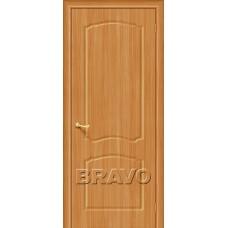 Дверь BRAVO Альфа ДГ П-18 Миланский орех
