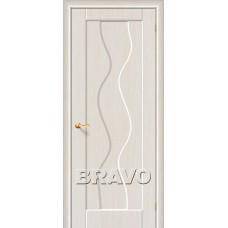 Дверь BRAVO Вираж ДГ П-20 Беленый дуб