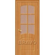 Дверь BRAVO Кэролл П-18 Миланский орех СТ-118