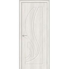 Дверь ПВХ BRAVO Лотос 1 ДГ Casablanca