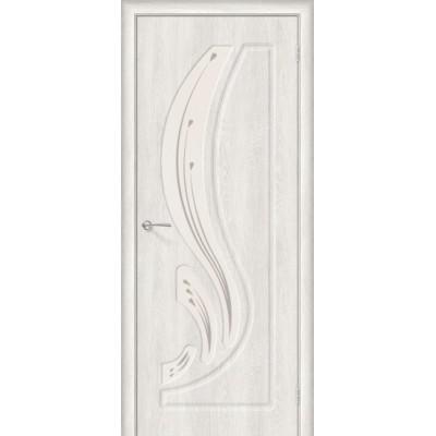 Дверь ПВХ BRAVO Лотос 2 Casablanca Art Glass