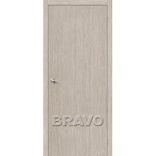 Дверь BRAVO Тренд-0 ДГ 3D Cappuccino