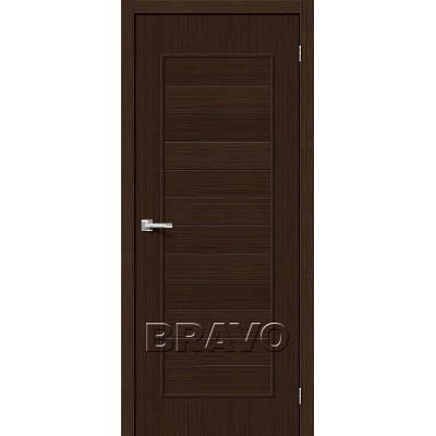 Дверь BRAVO Тренд-21 ДГ 3D Wenge