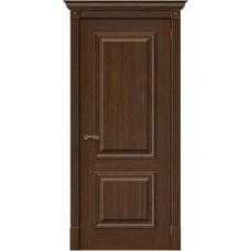 Дверь шпонированная BRAVO MR.WOOD Вуд Классик-12 ДГ Golden Oak