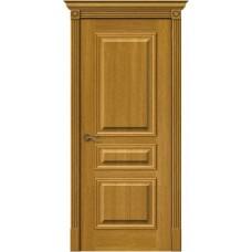 Дверь шпонированная BRAVO MR.WOOD Вуд Классик-14 ДГ Natur Oak