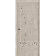 Дверь BRAVO Мастер-5 3D Coppuccino