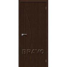 Дверь BRAVO Мастер-5 3D Wenge