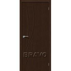 Дверь BRAVO Мастер-9 ДГ 3D Wenge