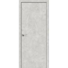 Дверь экошпон BRAVO el'PORTA Порта-50 4А ДГ Grey Art
