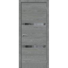 Дверь экошпон BRAVO el'PORTA Порта-55 4А ДГ West Skyline