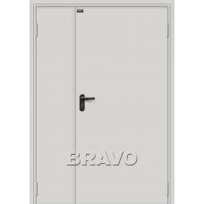 Дверь противопожарная BRAVO ДП-1,5 Серый RAL 7035