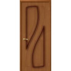 Дверь шпонированная BRAVO Лагуна ДГ Ф-11 Орех